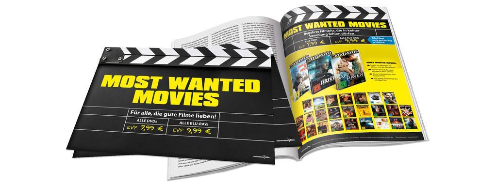 Universum Film Printsonderinszenierung